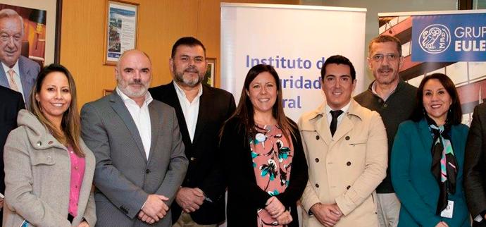 Grupo Eulen junto a Autoridades del ISL