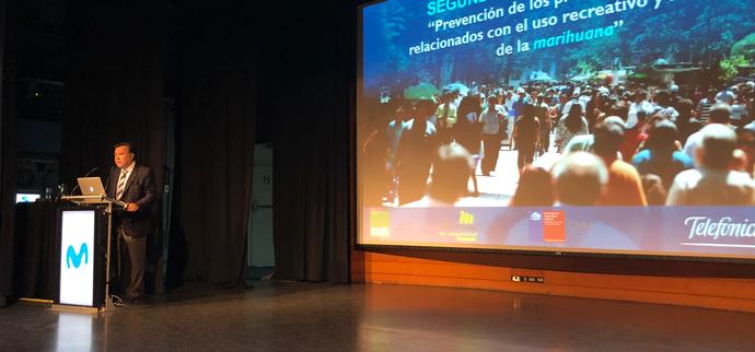 Director Manuel Cañón participa de Seminario
