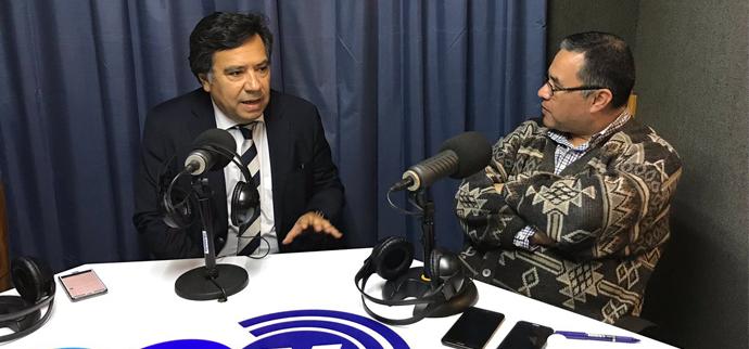 Director Nacional en Radio región Aysén