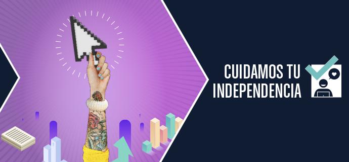 Campaña Cuidamos tu Independencia